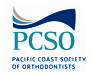 Pacific Coast Society of Orthodontists Logo